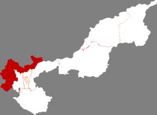 Tangyuan County County in Heilongjiang, Peoples Republic of China