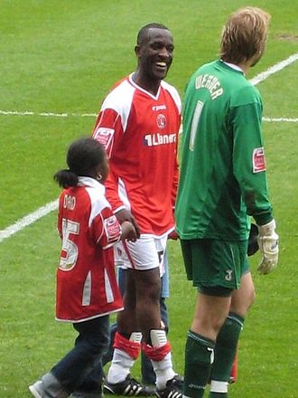 Charlton Athletic F.C. - Former Charlton player Chris Powell returned to the club as manager between 2011 and 2014
