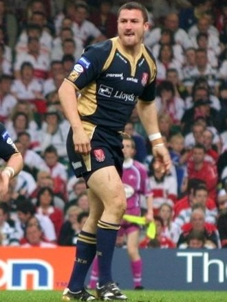 Chris Chester (rugby league) - Image: Chris Chester