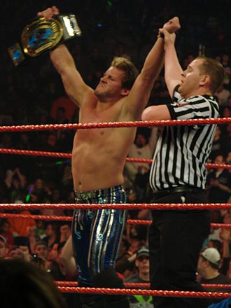 Taboo Tuesday (2004) - Chris Jericho as WWE Intercontinental Champion