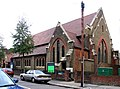 Christ Church, Francis Road, Leyton, London E11 - geograph.org.uk - 1747818.jpg