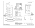 Christ Church (Episcopal), Columbus and Cameron Streets, Alexandria, Independent City, VA HABS VA,7-ALEX,2- (sheet 9 of 13).png