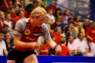 Christian Süß German Table Tennis player