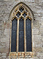 Church of St Andrew, Boothby Pagnell, Lincolnshire, England - North Aisle east window.jpg