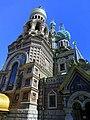 Church of the Savior on Blood South view - Details - Церковь Спаса на Крови Южно зрения - детали - panoramio.jpg