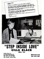 Cilla Black and Paul McCartney - Step Inside Love, Bell Records 1968.png