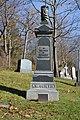 Cimetière Mont-Royal - Monument en l'honneur d'Alexander Walker Ogilvie 01.jpg