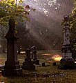 "Cincinnati - Spring Grove Cemetery & Arboretum ""Light after Death"" (5045754385).jpg"