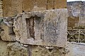 Cipo funerario, Anfiteatro romano (Tarragona), 01.jpg