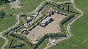 Citadel Hill (Fort George) - Citadel Hill