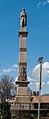Civil War memorial, Woonsocket, Rhode Island full.jpg