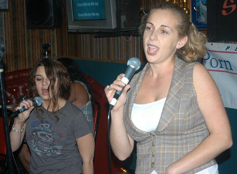 File:Civilian girls Porn Star Karaoke 2005-11-01.jpg