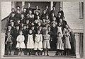 Class at Bellevue School, ca 1895 (MOHAI 7138).jpg