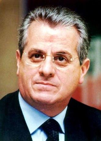 Claudio Scajola - Image: Claudio Scajola 2001