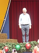 Claus Bue at World Santa Claus Congress 2016 01.jpg