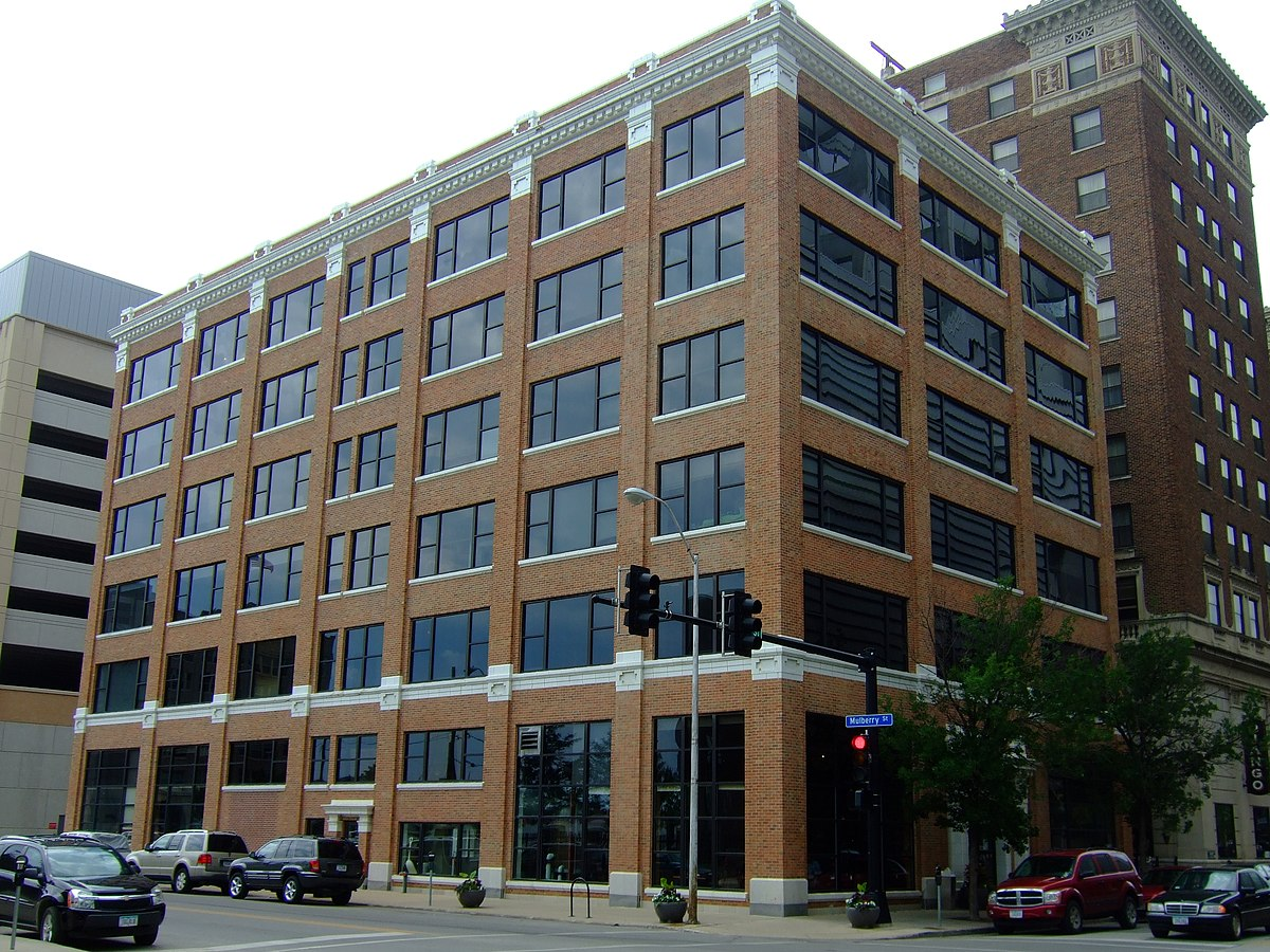 Cars For Less >> Clemens Automobile Company Building - Wikipedia