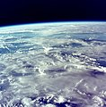 Cloud formations viewed from Earth orbit prior to TLI.jpg