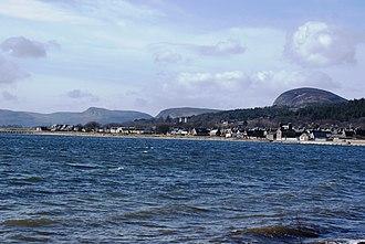Golspie - Image: Coast in Golspie, wybrzeże w Golspie panoramio