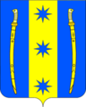 Coat of Arms of Besskorbnenskoe (Krasnodar krai).png