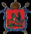 Герб Москвы 1883 года