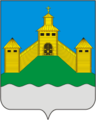 Coat of Arms of Novousmansky rayon (Voronezh oblast).png