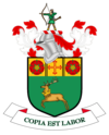 Coat of arms of Horwich Town Council.png