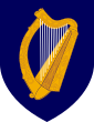 Coat of arms of Ireland.svg