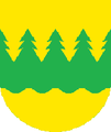 Coat of arms of Kainuu in Finland.png
