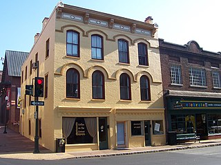 Beverley Historic District