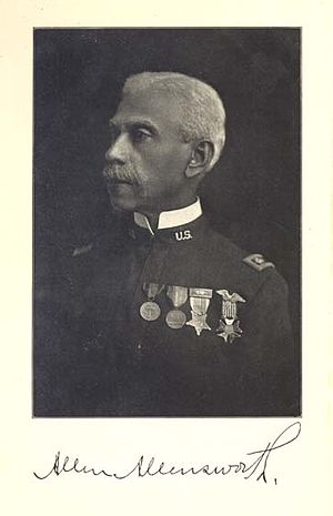 Allen Allensworth - ca. 1906