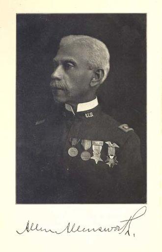 Colonel Allensworth State Historic Park - Lt. Colonel Allen Allensworth