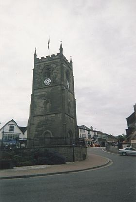 La Clock Tower de Coleford
