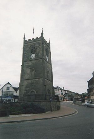 Coleford, Gloucestershire - Image: Coleford Clock