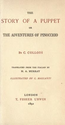 Collodi - The Story of a Puppet, translation Murray, 1892.djvu