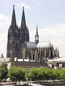 Resultat d'imatges de colonia catedral