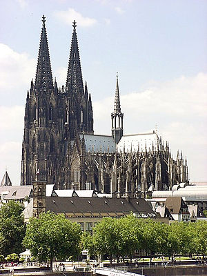 Winfried Bönig - Cologne Cathedral