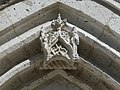 Colombier 24 église portail relief.jpg