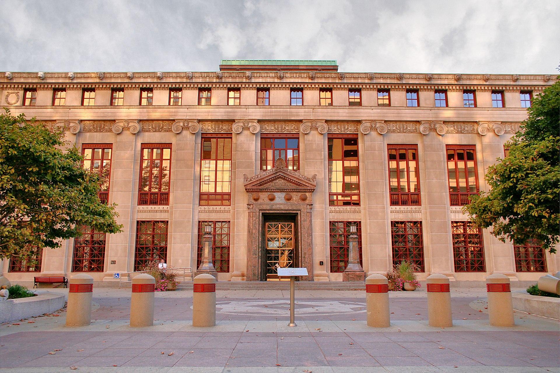 City Hall Carson City Nv