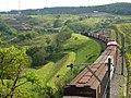 Comboio que passava sentido Guaianã na Variante Boa Vista-Guaianã km 189 em Itu - panoramio.jpg