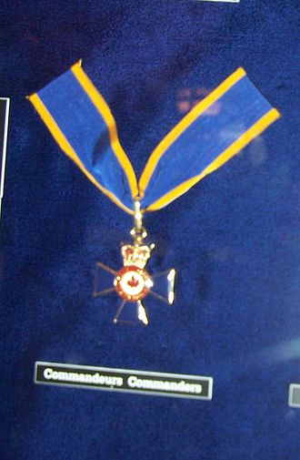 Order of Military Merit (Canada) - Image: Commander of the Order of Military Merit, Canada