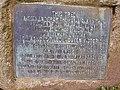 Commemorative Plaque - Boscobel House - geograph.org.uk - 1289827.jpg