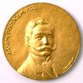 Commemorative medal. Janis Poruks. 1930. T. Zalkaln. Obverse.png