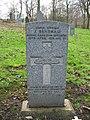 Commonwealth War Grave in Jarrow Cemetery (WW1-04) - geograph.org.uk - 1603340.jpg