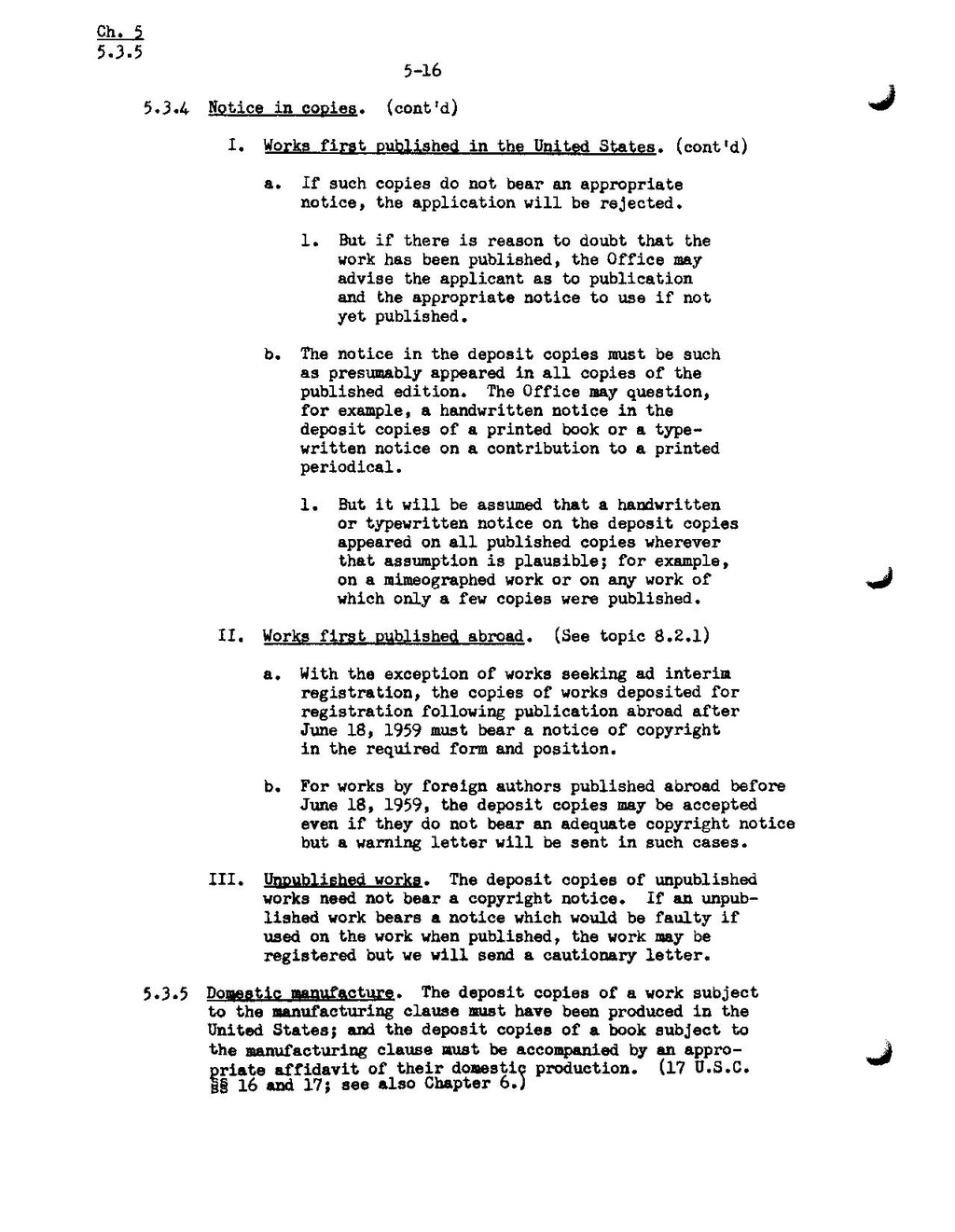 page compendium of us copyright office practices 1973 pdf 198