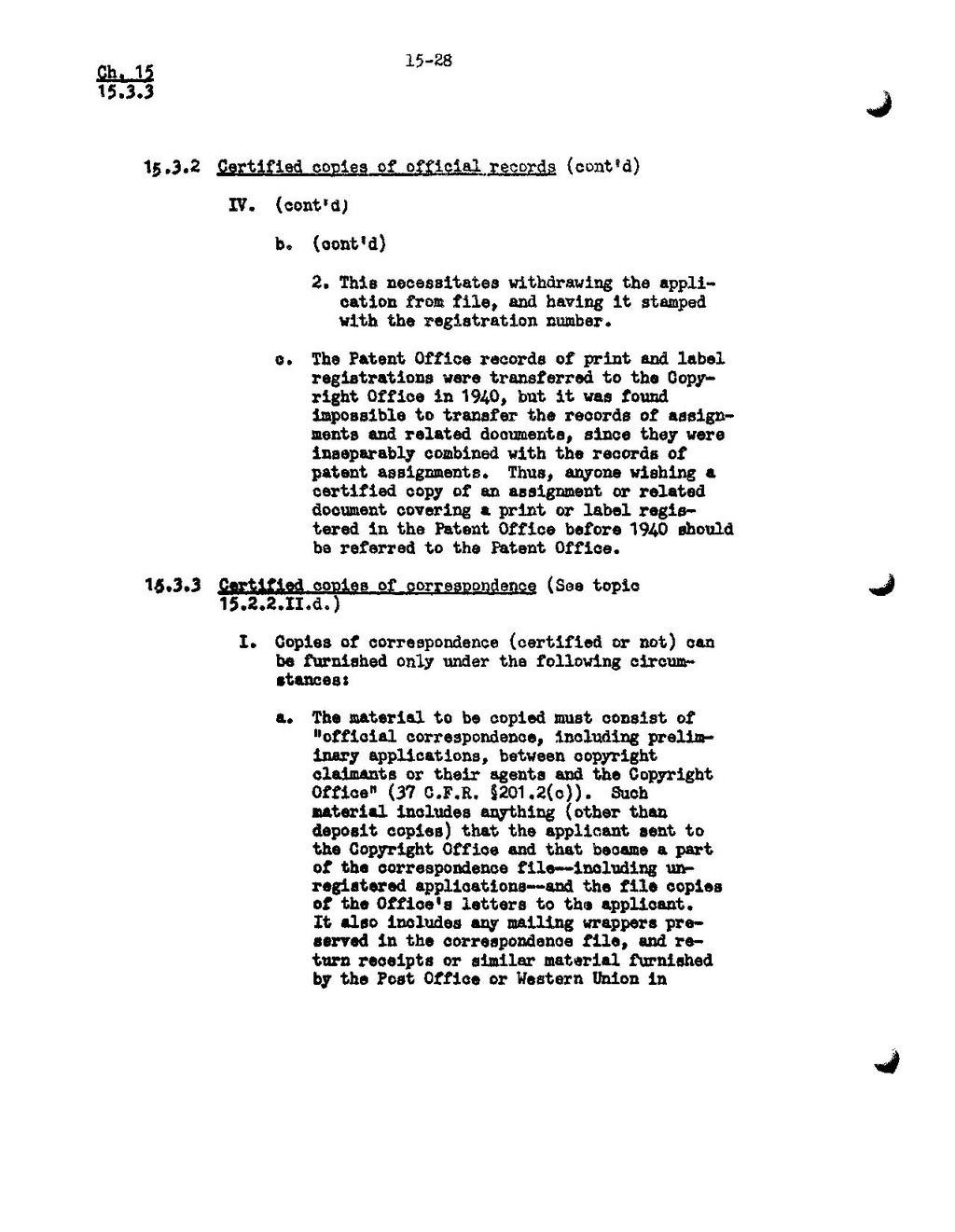 page compendium of us copyright office practices 1973 pdf 366