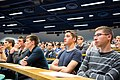 Conférence de la vice-présidente recherche de Google le 22 juin à l'Ecole polytechnique (18888862478).jpg