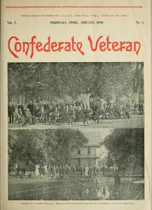 Confederate Veteran volume 07.djvu