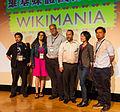 Conferencia de prensa, Wikimania 2013, Hong Kong, 2013-08-10, DD 05.JPG
