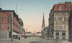 Portsmouth, New Hampshire - Congress Street (c. 1905)