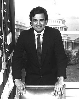 New Mexico's 3rd congressional district - Image: Congressman Bill Richardson